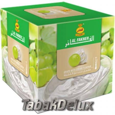 Al Fakher Grapes cream (Виноград сливки) 1 кг
