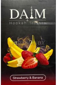 Daim Strawberry Banana (Клубника Банан) 50 грамм