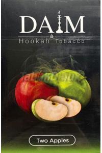 Daim Two Aplle  (Двойное Яблоко) 50 грамм