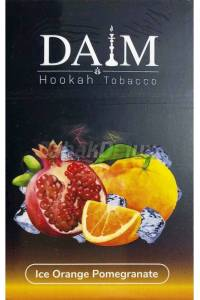 Daim Ice Orange Pomegranate (Лёд Апельсин Гранат) 50 грамм