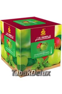 Al Fakher Two Apple Mint (Двойное Яблоко Мята) 1 кг