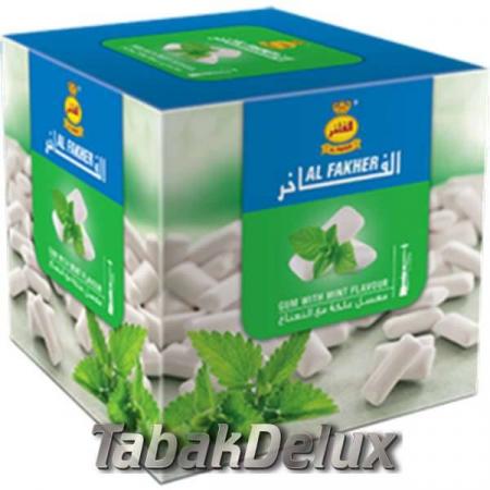 Al Fakher Gum mint (Жвачка мята) 1 кг