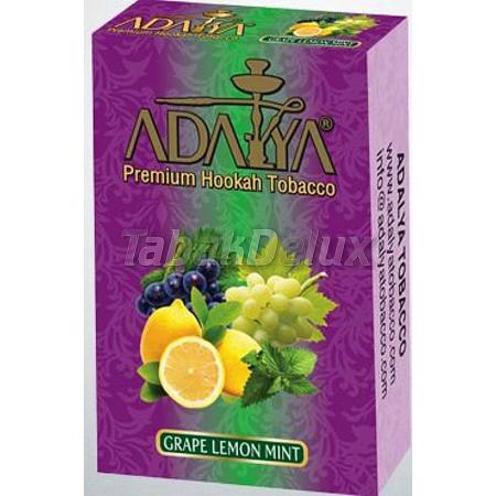 Adalya Classic Grape Mint Lemon (Виноград Мята Лимон) 50 грамм