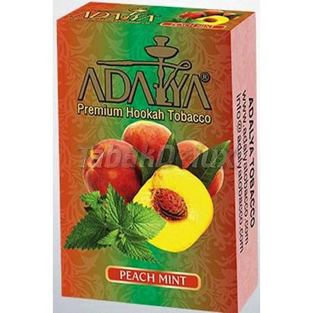 Adalya Classic Peach Mint (Персик Мята) 50 грамм
