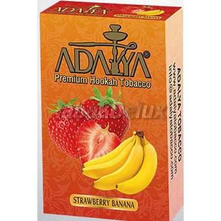 Adalya Classic Strawberry Banana (Клубника Банан) 50 грамм