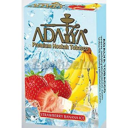 Adalya Classic Strawberry Banana Ice (Клубника Банан Лёд) 50 грамм
