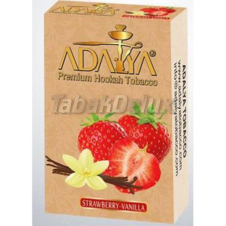 Adalya Classic Strawberry Vanilla (Клубника Ваниль) 50 грамм