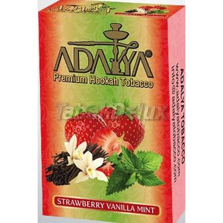 Adalya Classic Strawberry Vanilla Mint (Клубника Ваниль Мята) 50 грамм