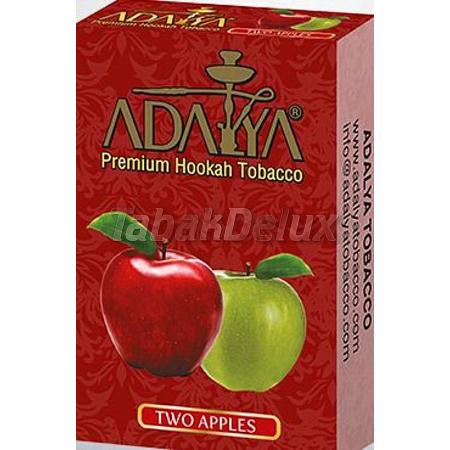 Adalya Classic Two Apple (Двойное Яблоко) 50 грамм