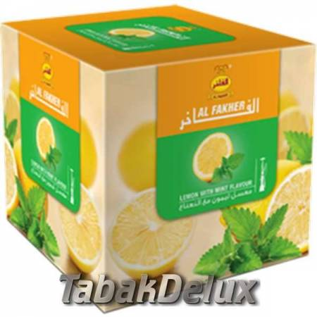 Al Fakher Lemon with mint (Лимон мята) 1 кг