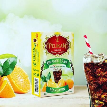 Pelikan Cola Orange Mandarin (Кола Апельсин Мандарин) 50 грамм