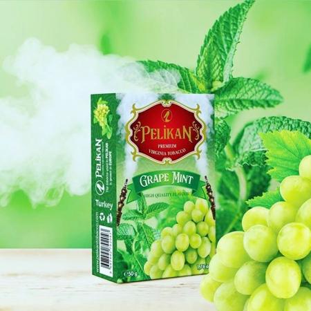 Pelikan Grape Mint (Виноград Мята) 50 грамм