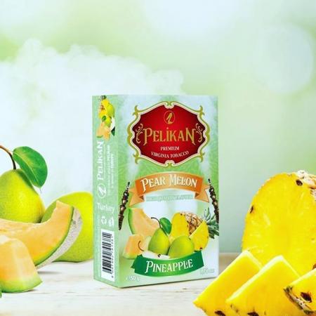 Pelikan Pear Melon Pineapple (Груша Дыня Ананас) 50 грамм