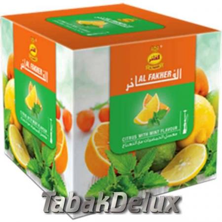 Al Fakher Citrus mint (Цитрус мята) 1 кг