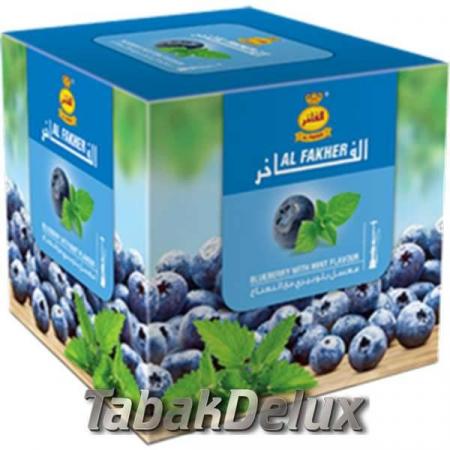 Al Fakher Blueberry mint (Черника мята) 1 кг