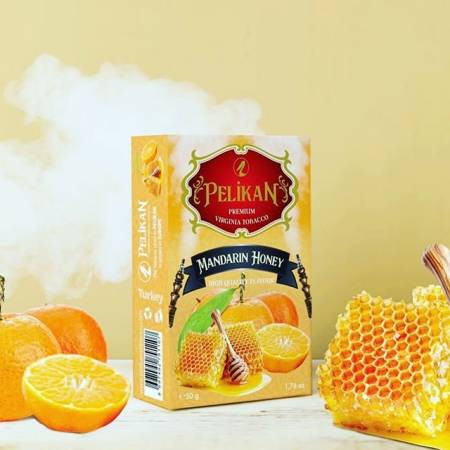 Pelikan Honey Mandarin (Мед с Мандарином) 50 грамм