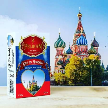 Pelikan Love in Moscow (Любовь в Москве) 50 грамм