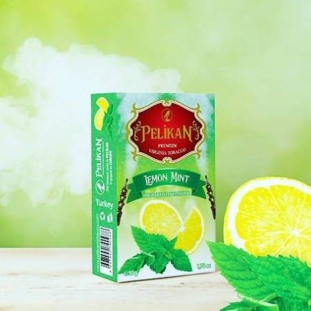 Pelikan Lemon Mint (Лимон Мята) 50 грамм