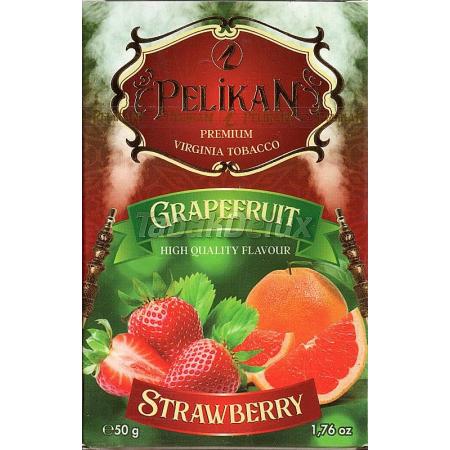Pelikan Grapefuit Strawberry (Грейпфрут Клубника) 50 грамм