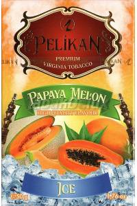 Pelikan Ice Papaya Melon (Лёд Папайя Дыня) 50 грамм