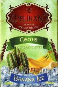 Pelikan Ice Cactus Banana (Лёд Кактус Банан) 50 грамм