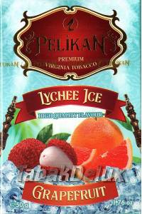 Pelikan Ice Lychee Grapefruit (Личи Грейпфрут Лёд) 50 грамм