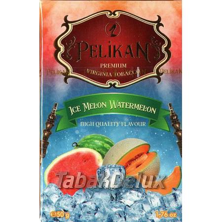 Pelikan Ice Melon Watermelon (Лёд Дыня Арбуз) 50 грамм