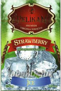 Pelikan Ice Strawberry (Лёд Клубника) 50 грамм