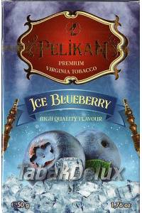 Pelikan Ice Blueberry (Лёд Черника) 50 грамм