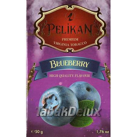Pelikan Blueberry (Черника) 50 грамм