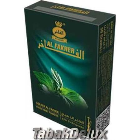 Al Fakher Golden Fresh Mint (Свежая мята) 50 грамм
