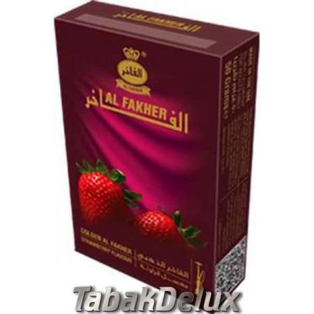 Al Fakher Golden Strawberry (Клубника) 50 грамм