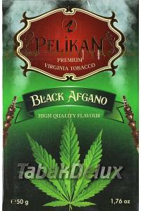 Pelikan Black Afgano (Черная Авганка) 50 грамм