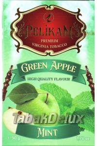 Pelikan Green Apple Mint (Зеленое Яблоко Мята) 50 грамм