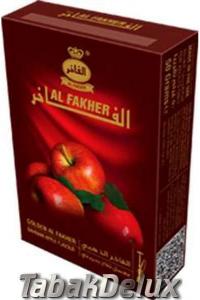Al Fakher Golden Bahraini Apple (Красное яблоко) 50 грамм