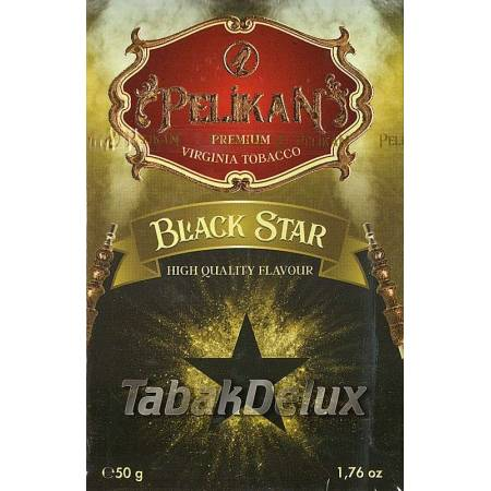 Pelikan Black Star (Черная Звезда) 50 грамм