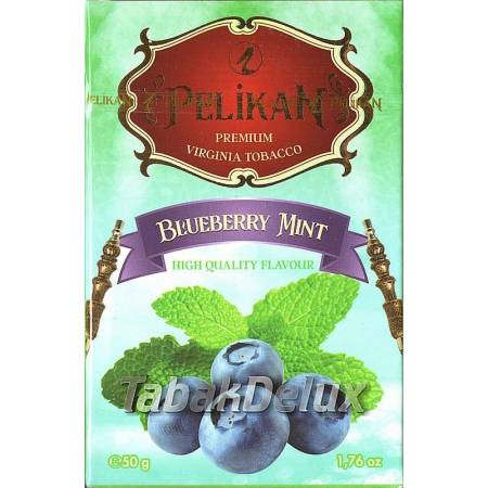 Pelikan Blueberry Mint (Черника Мята) 50 грамм