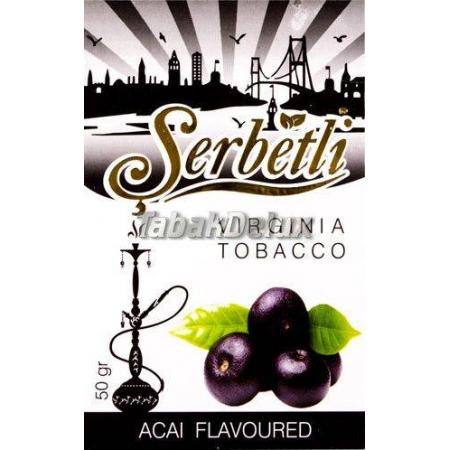 Serbetli Acai (Асаи) 50 грамм