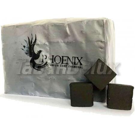 Уголь Phoenix 1 кг (72 куб.) без упаковки