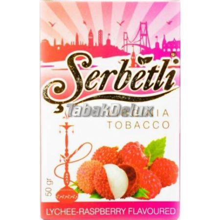 Serbetli Lychee Raspberry (Личи малина) 50 грамм