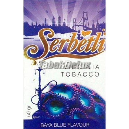 Serbetli Baya Blue (Бая Блю) 50 грамм