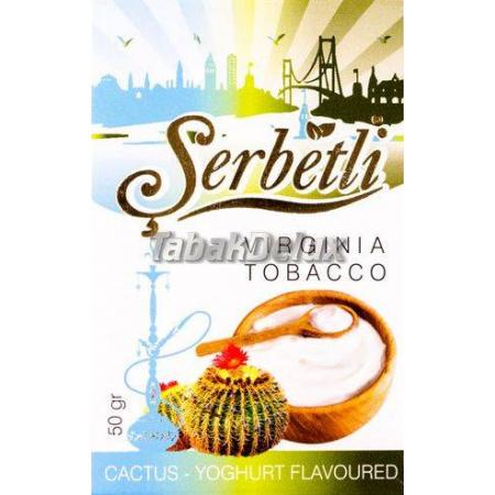 Serbetli Cactus Yoghurt (Кактусовый йогурт) 50 грамм