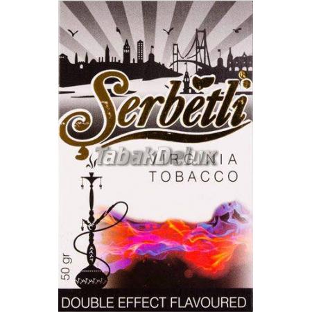 Serbetli Double Effect (Двойной эффект) 50 грамм