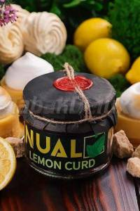 Nual Lemon Curd 200 грамм