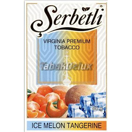 Serbetli Ice Melon Tangerine (Лёд Дыня Мандарин) 50 грамм