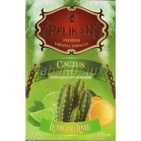 Pelikan Cactus lime (Кактус Лайм Лимон) 50 грамм