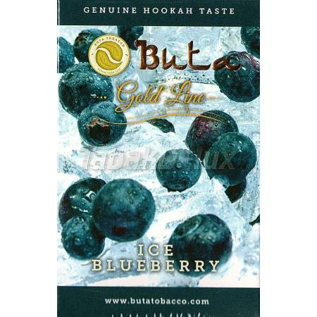 Buta Fusion Ice Blueberry (Лёд Черника) 50 грамм
