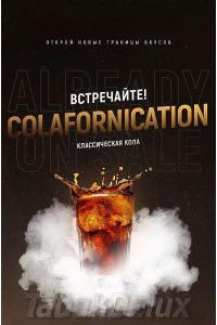 Табак 4:20 Colafornication (Кола) 125 грамм
