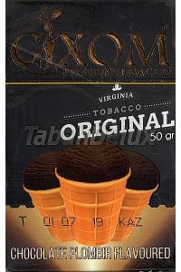 GIXOM Chocolate Plombir (Шоколадный Пломбир) 50 грамм