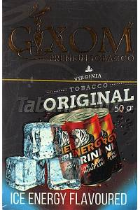 GIXOM Ice Energy (Лёд Энергетик) 50 грамм